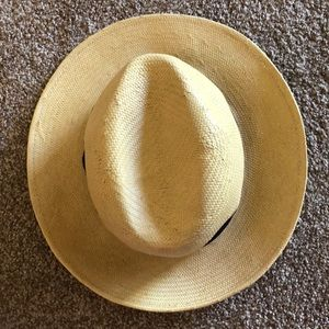 BCBG Max Azria Wide Brimmed Hat